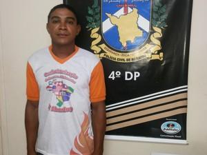 Valmir da Penha teve sua prisão decretada após a sentença condenatória (Foto: Divulgação/Polícia Civil)