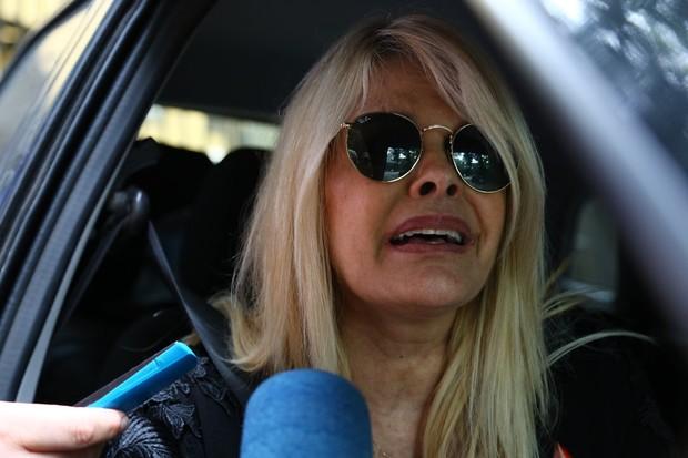 Monique Evans (Foto: Marcello Sá Barreto / AgNews)
