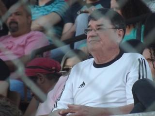 Pepe Verdugo presidente do Paulista (Foto: Thiago Batista / Esporte Jundiaí)