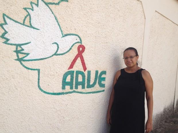 ONG criada por freira irlandesa ajuda pacientes com Aids, em Goiânia, Goiás (Foto: Sílvio Túlio/G1)
