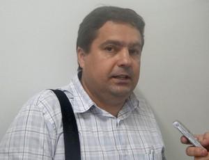Itair Machado Ipatinga (Foto: Gabriel Medeiros / Globoesporte.com)