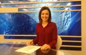 Talita Rosa (Foto: Rafael Custódio/RBS TV)