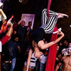 Circus Party (Foto: Caio César de Lima/Divulgação)