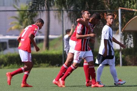 Botafogo-SP x Inter de Limeira, Paulista Sub-17 (Foto: Rogério Moroti/Agência Botafogo)