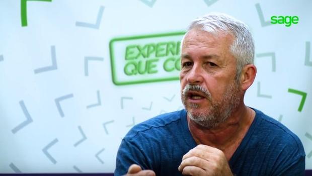 Manfredo Zept, da Viva Mais Orgânicos (Foto: YouTube)