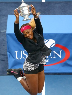 serena williams,Us Open (Foto: Getty Images)
