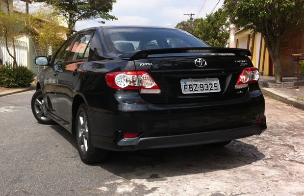 Auto Esporte Toyota Corolla Xrs Banca O Radical Mas S 243