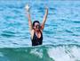 Lea Michele curte férias em Maui, no Havaí, e faz álbum de fotos da viagem