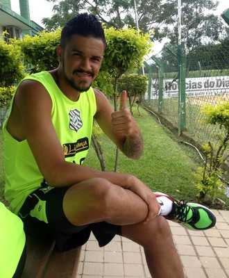 Rafael Bastos Figueirense (Foto: Divulgação/Figueirense)