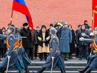 Dilma completa 65 anos em viagem oficial à Rússia
