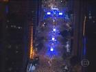 Avenida Paulista recebe 1 milhão de pessoas na virada do ano