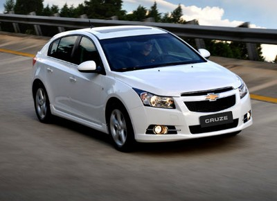 Chevrolet Cruze (Foto: Divulgação)