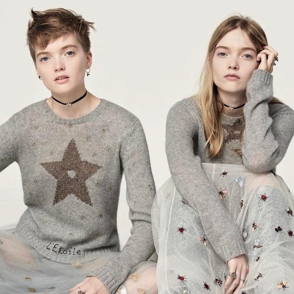 Nova campanha da Dior foi clicada apenas por mulheres (Foto: Reprodução/Instagram)