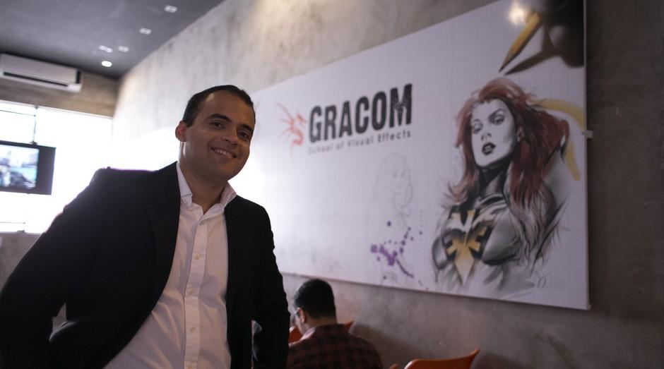 Diego Monteiro, fundador do Grupo Gracom (Foto: Divulgação)
