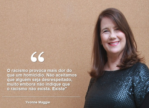 Yvonne Maggie (Foto: arquivo pessoal)