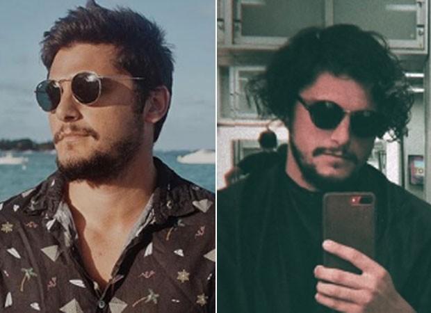 Bruno Gissoni no antes e depois (Foto: Reprodução)