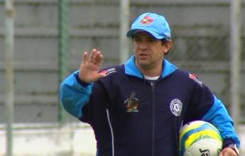 Com Waguinho ainda no clube, União confirma Vitor Mosca como treinador