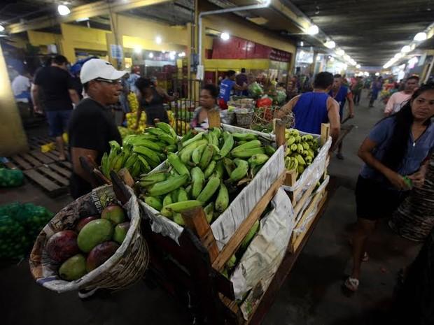 Projeto da Ceasa leva produtores rurais para Belém (Foto: Divulgação/Ceasa)