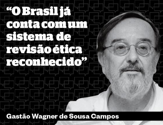 Debates Gastão (Foto: Andre Yanckous/AGIF)