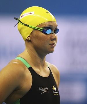 Kylie Palmer natação austrália doping (Foto: Getty Images)