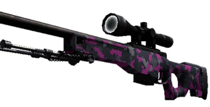 Sniper AWP (Foto: Divulgação)