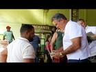 Rogério Cabral visitou Central de Abastecimento de Nova Friburgo, RJ