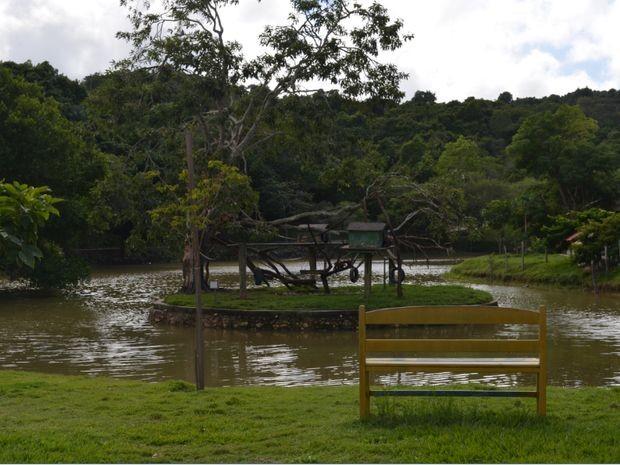Parque da Cidade em Aracaju (Foto: Marina Fontenele/G1)