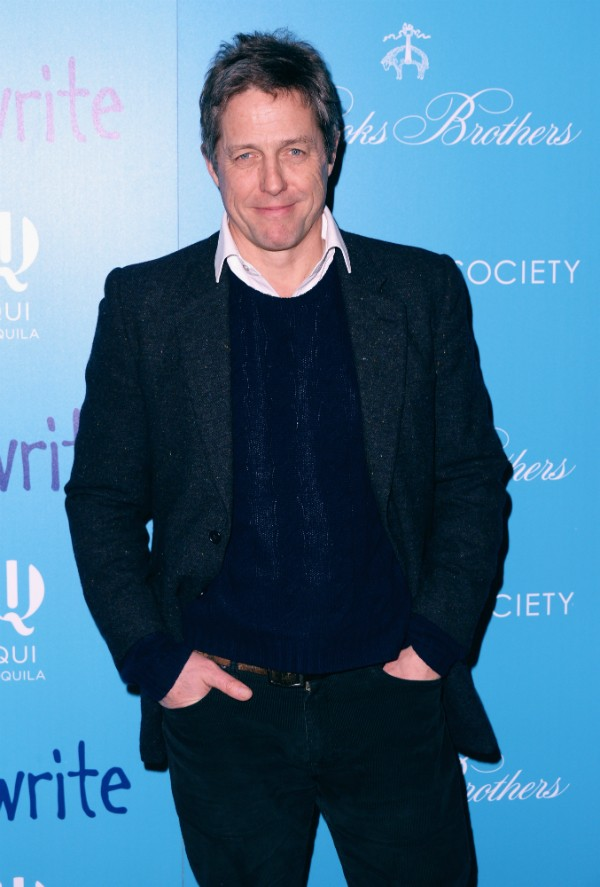 O ator Hugh Grant (Foto: Getty Images)