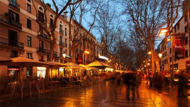 Bares e restaurantes em Barcelona (Foto: Divulgao)