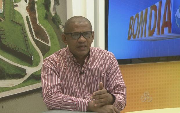 Padre Paulo Roberto (Foto: Reprodução/TV Amapá)