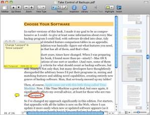 PDFpen, conversor de arquivos PDF