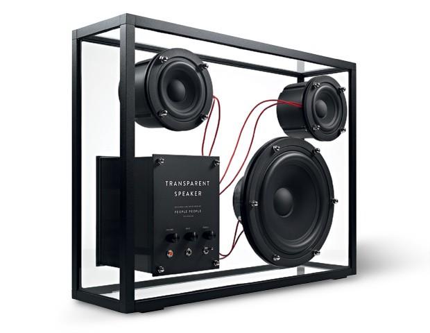 Transparent Speaker  (Foto: Divulgação)