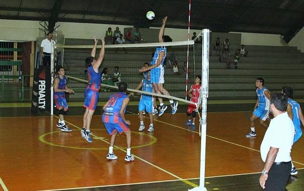 vôlei amazonas (Foto: Frank Cunha/Globoesporte.com)