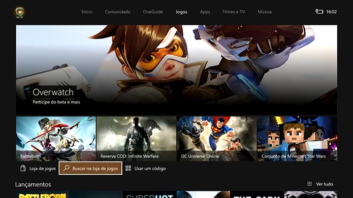 Busque pelo Titanfall na loja do Xbox One (Foto: Reprodução/Murilo Molina)