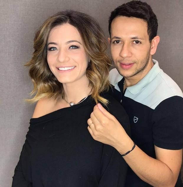 Bianca Müller e Evaldo Ribeiro (Foto: Divulgação)