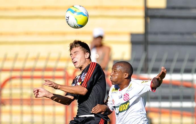Igor Sartori Flamengo x Bangu (Foto: Fábio Castro / Agência Estado)