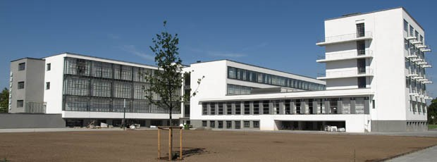 Bauhaus in Dessau, Germany (Foto: Getty Images/iStockphoto)