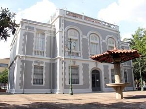 Museu Histórico e Pedagógico reabre nesta segunda-feira (10) (Foto: Sergio Pierri)