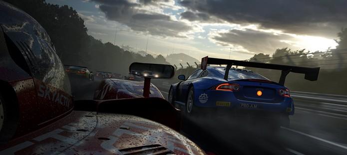 Visual de Forza 7 é um dos mais realistas já visto em um jogo (Foto: Divulgação)