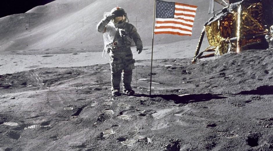 Neil Armstrong foi o primeiro homem a pisar na Lua (Foto: Divulgação)