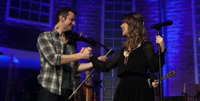 Sandy relembra início de casamento com Lucas Lima (Foto: Divulgação / Noely Lima)
