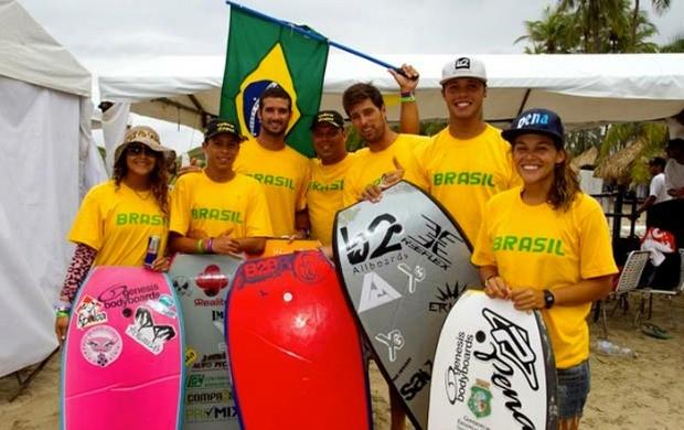 Isa Games Brasil campeão (Foto: Divulgação)