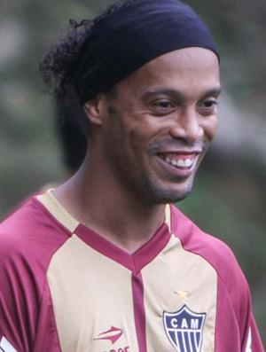 Ronaldinho - 7 (Foto: Bruno Cantini / Site Oficial do Atlético-MG)