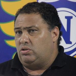 José Reis, gestor de futebol do Nacional (Foto: Marcos Dantas)