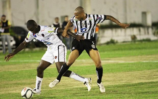 Treze x Botafogo-PB pela final do Campeonato Paraibano 2013 (Foto: Magnus Menezes / Jornal da Paraíba)