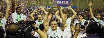 TV TEM presta homenagem ao Bauru Basket, campeão do NBB 9 (Fotojump/LNB)