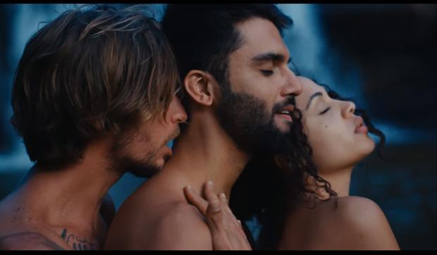 Cena do novo clipe de Silva, Feliz e Ponto (Foto: Reprodução/Youtube)