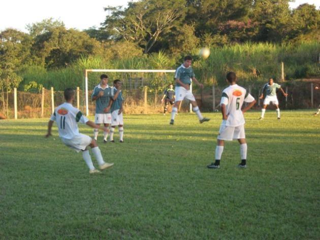 semifinal 28ª Copa Rural de Futebol Amador de Divinópolis  (Foto: Prefeitura de Divinópolis/Divulgação)