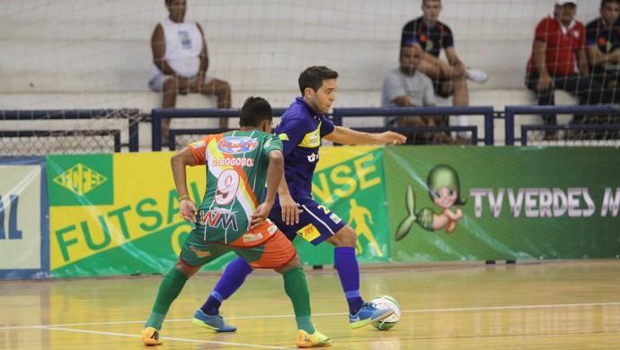 Horizonte vence Crateús pela fase final da Copa TVM (Foto: Zé Rosa Filho/FCFS/Divulgação)