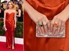Muito luxo e riqueza! Famosas apostam em acessórios poderosos no tapete vermelho do SAG Awards